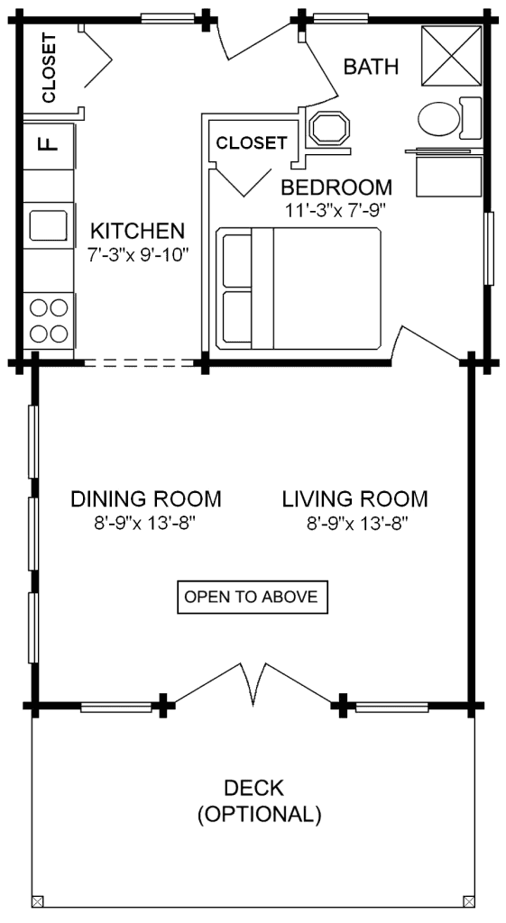 3.2.2-SHUSWAP FLOOR PLAN (MAIN FLOOR)