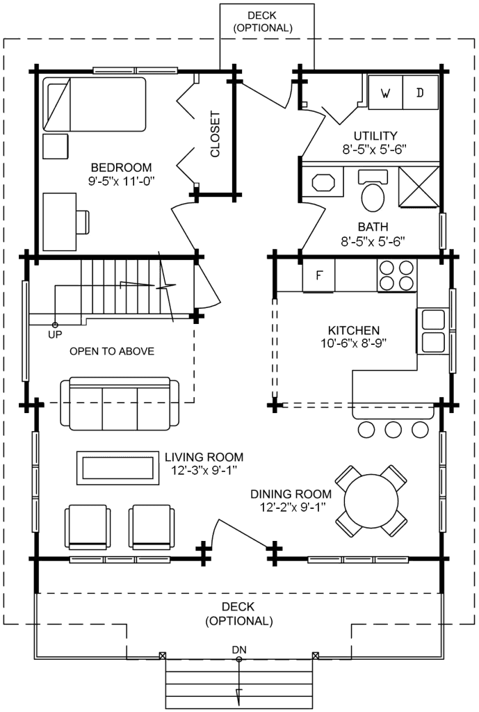 3.2.3-PHOENIX FLOOR PLAN (MAIN FLOOR)