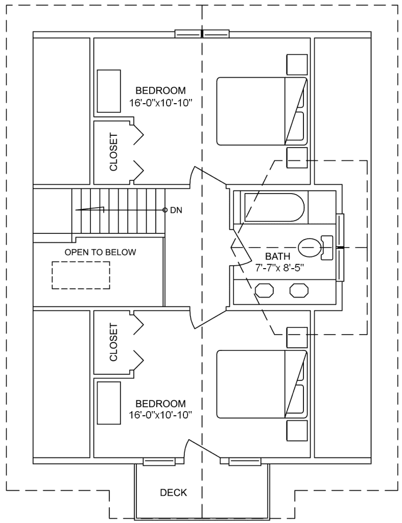 3.2.3-PHOENIX FLOOR PLAN (UPPER FLOOR)