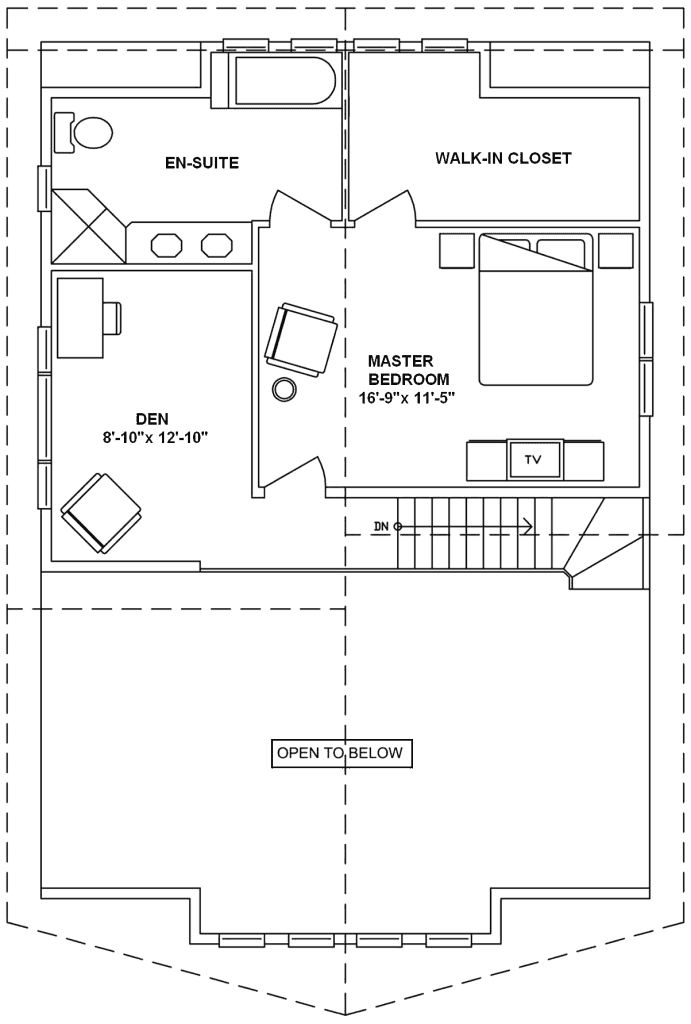 3.2.5-YOSEMITE FLOOR PLAN (LOFT)