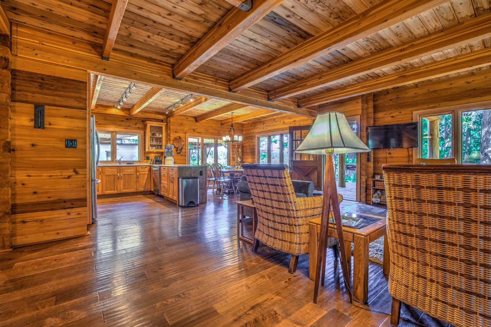 Design Your Own Log Home Online Rustic Sophistication Pan Abode
