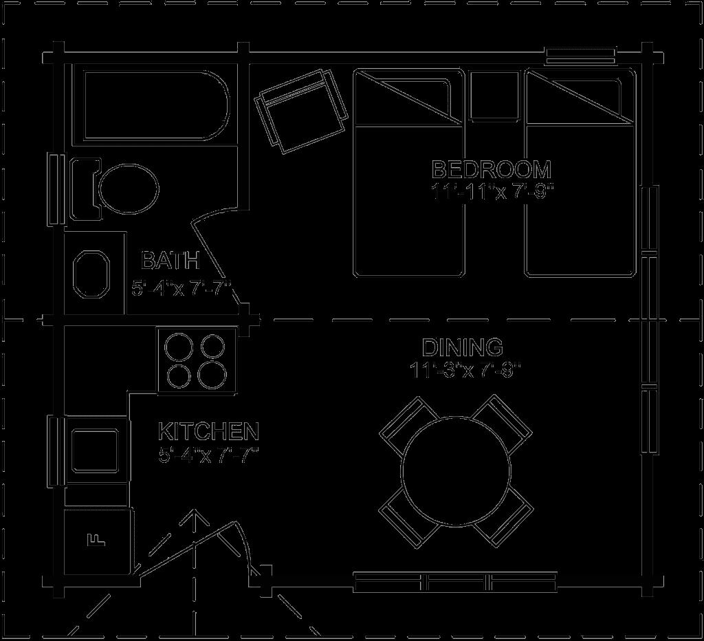3.1.1-TETON FLOOR PLAN (MAIN FLOOR)