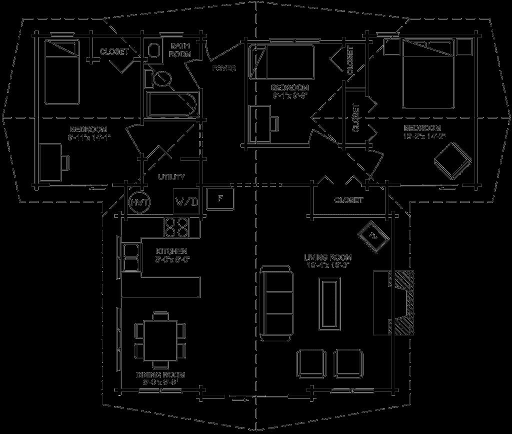 3.1.6-PAISLEY FLOOR PLAN (MAIN FLOOR)