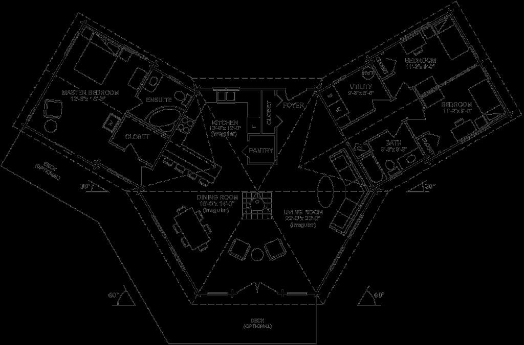 3.1.8-DENMAN FLOOR PLAN (MAIN FLOOR)