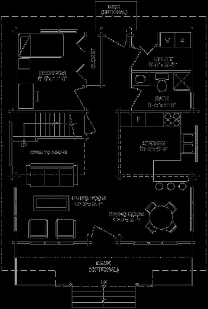 3.2.3-PHOENIX FLOOR PLAN (MAIN FLOOR)