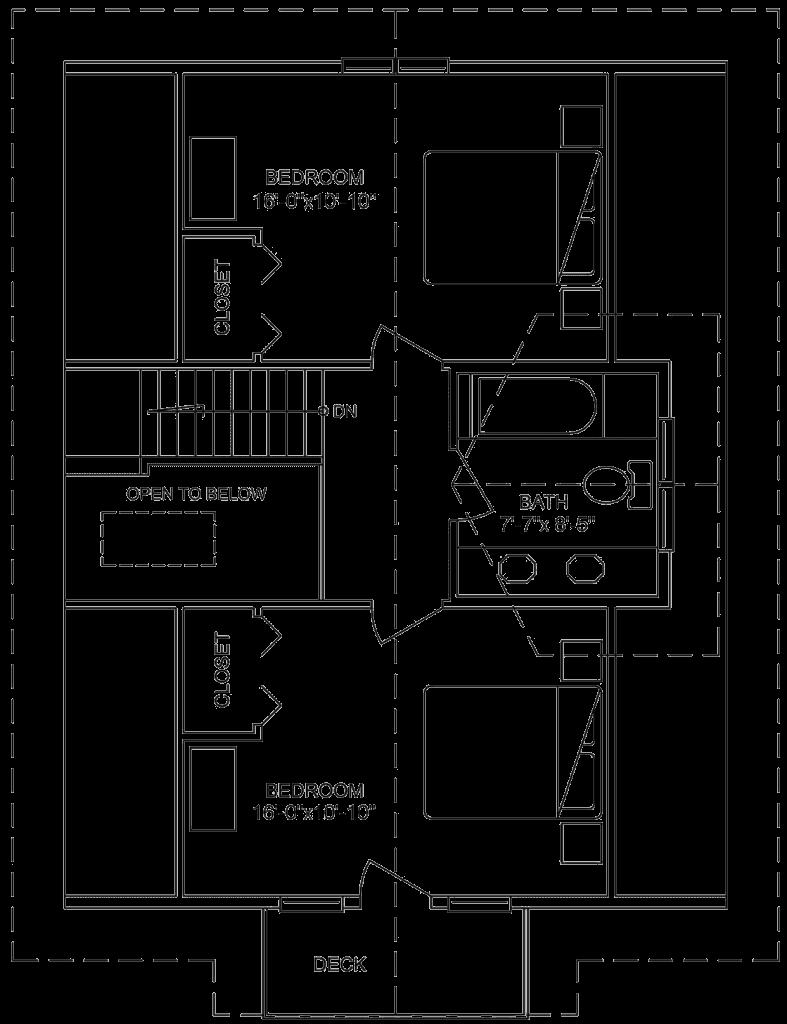 3.2.3-PHOENIX FLOOR PLAN (UPPER FLOOR)