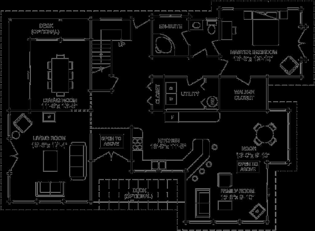 3.2.7-VERMONT FLOOR PLAN (MAIN FLOOR)