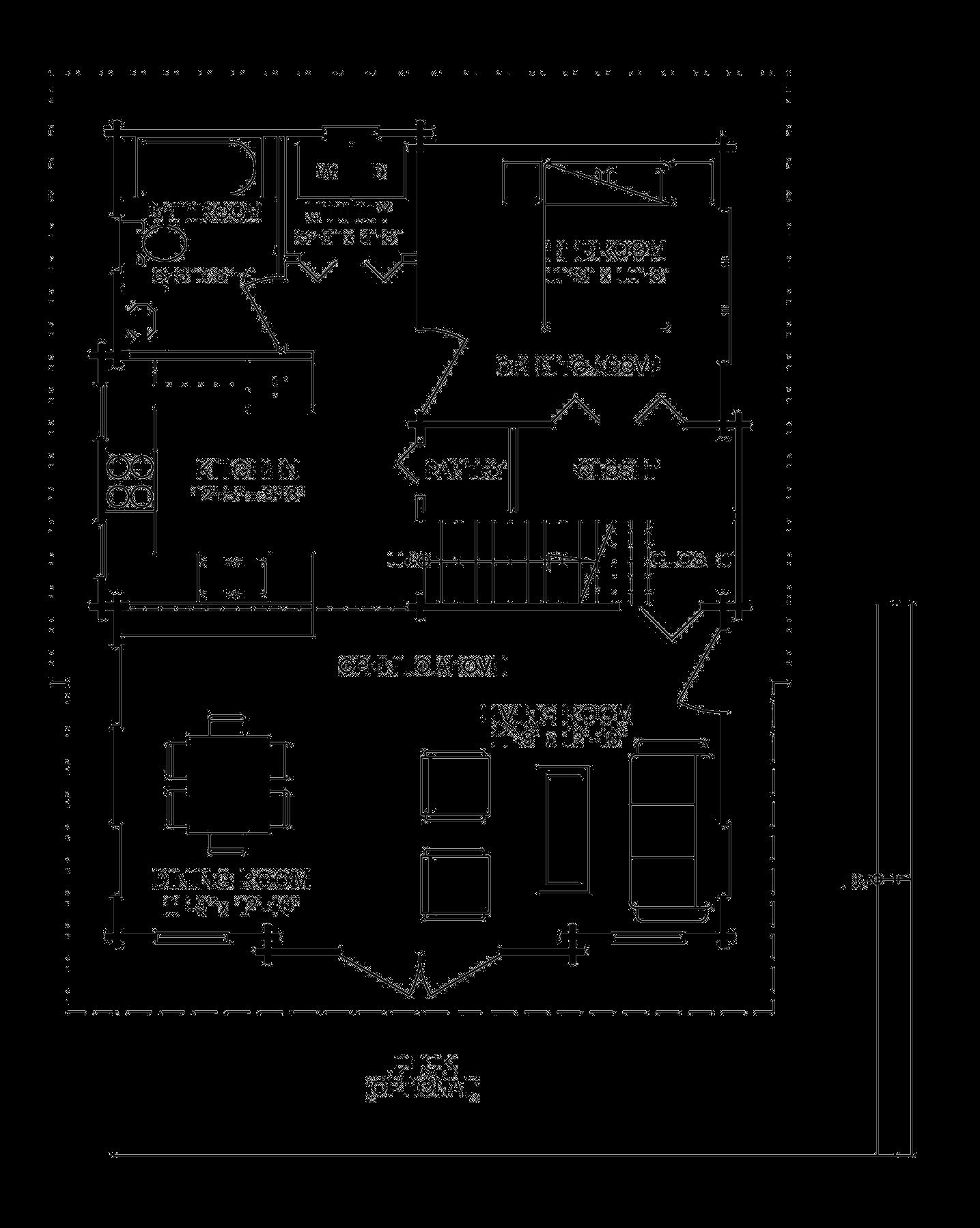 Main Floor: 800 square feet (74.32 m²)
